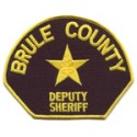 Brule County Sheriff's Department, South Dakota