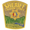 Calhoun County Sheriff's Office, Alabama