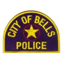 Bells Police Department, Texas