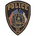 Borger Police Department, Texas