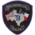 Brownwood Police Department, Texas