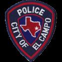 El Campo Police Department, Texas