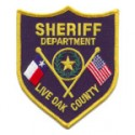 Live Oak County Sheriff's Department, Texas
