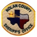 Nolan County Sheriff's Department, Texas