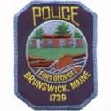 Brunswick Police Department, Maine