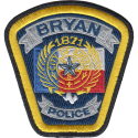 Bryan Police Department, Texas
