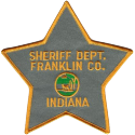Franklin County Sheriff's Department, Indiana