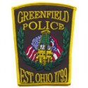 Greenfield Police Department, Ohio