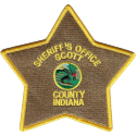Scott County Sheriff's Office, Indiana