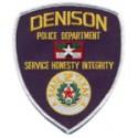Denison Police Department, Texas