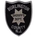 Burlington County Sheriff's Department, New Jersey