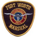 Fort Worth Marshal's Office, Texas