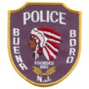 Buena Borough Police Department, New Jersey