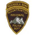 Nuangola Borough Police Department, Pennsylvania