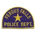 Fergus Falls Police Department, Minnesota