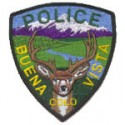 Buena Vista Police Department, Colorado