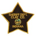 Clay County Sheriff's Department, Indiana