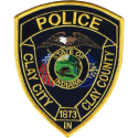 Clay City Police Department, Indiana