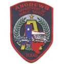 Andrews Department of Public Safety, Texas