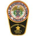 Pittsylvania County Sheriff's Office, Virginia