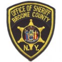 Broome County Sheriff's Office, New York
