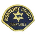 Monterey County Constable's Office, California