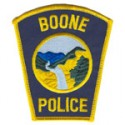 Boone Police Department, North Carolina