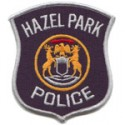 Hazel Park Police Department, Michigan
