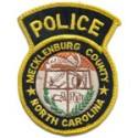 Mecklenburg County Police Department, North Carolina