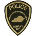 Albany Police Department, Kentucky