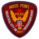 Moss Point Police Department, Mississippi