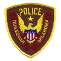 Tahlequah Police Department, Oklahoma