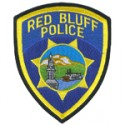 Red Bluff Police Department, California