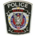 Allen Police Department, Oklahoma