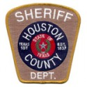 Houston County Sheriff's Department, Texas