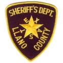 Llano County Sheriff's Office, Texas