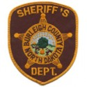 Burleigh County Sheriff's Department, North Dakota