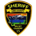 Lake County Sheriff's Office, Montana