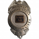 Chicago, Burlington and Quincy Railroad Police Department, Railroad Police