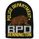 Bennington Police Department, Nebraska