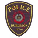 Burleson Police Department, Texas