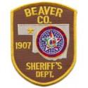 Beaver County Sheriff's Office, Oklahoma