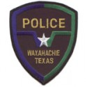 Waxahachie Police Department, Texas