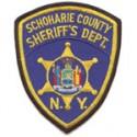 Schoharie County Sheriff's Department, New York