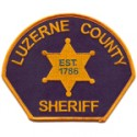 Luzerne County Sheriff's Office, Pennsylvania