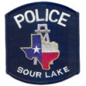 Sour Lake Police Department, Texas