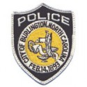 Burlington Police Department, North Carolina