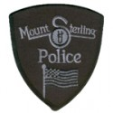 Mount Sterling Police Department, Kentucky