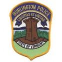 Burlington Police Department, Vermont
