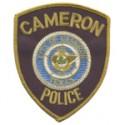 Cameron Police Department, Texas